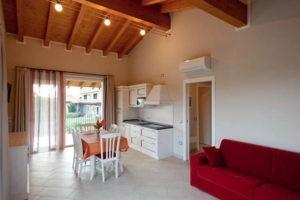 Trilocale appartamento prezzi Agriturismo Appartamenti Lago di Garda