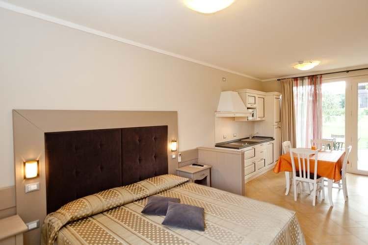 Ein-Zimmer Ferienwohnungen Garda Hill Agriturismo Gardasee