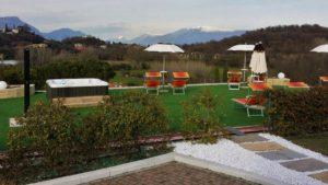 Garda Hill Leistungen Jacuzzi