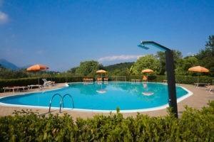 Garda Hill Agriturismo Leistungen Schwimmbad