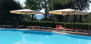Garda Hill Leistungen Schwimmbad