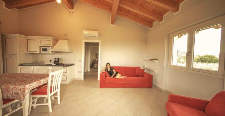 Drei-Zimmer Ferienwohnungen Garda Hill Agriturismo Gardasee