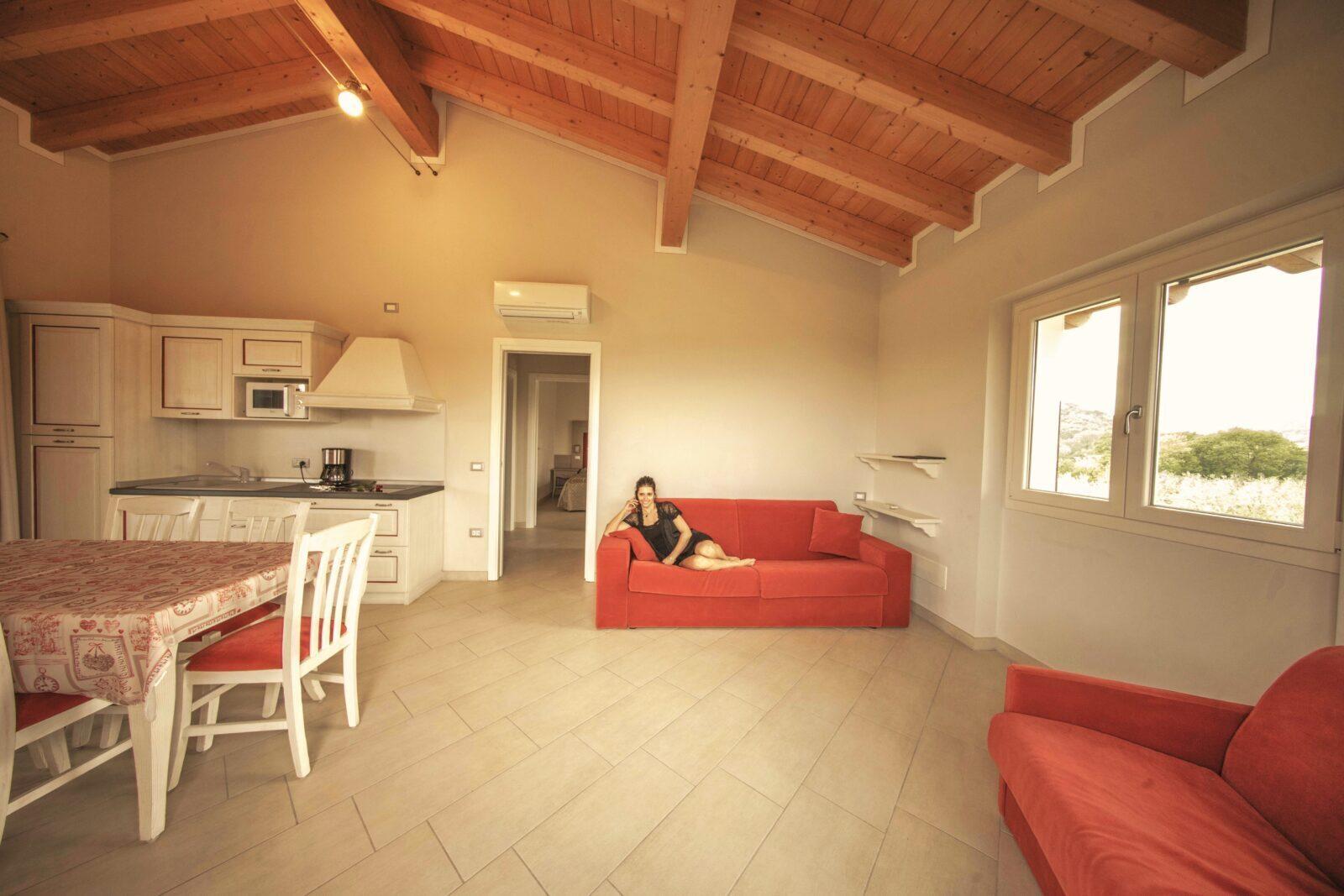 Appartamento Trilocale Garda Hill Agriturismo Gardasee
